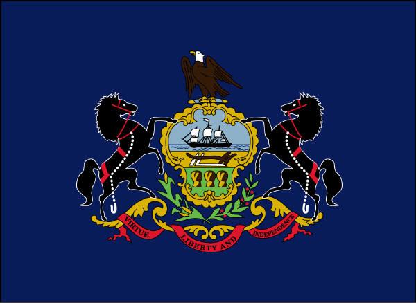 state_flag_pennsylvania